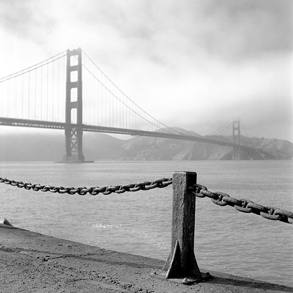 Golden gate bridge - Julien Aubert