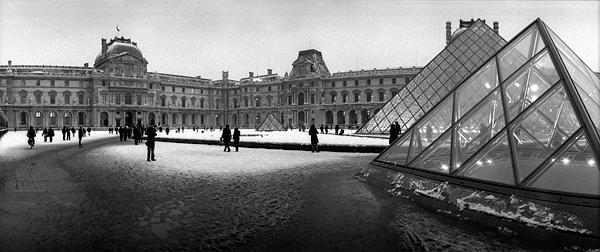 Paris neige julien aubert