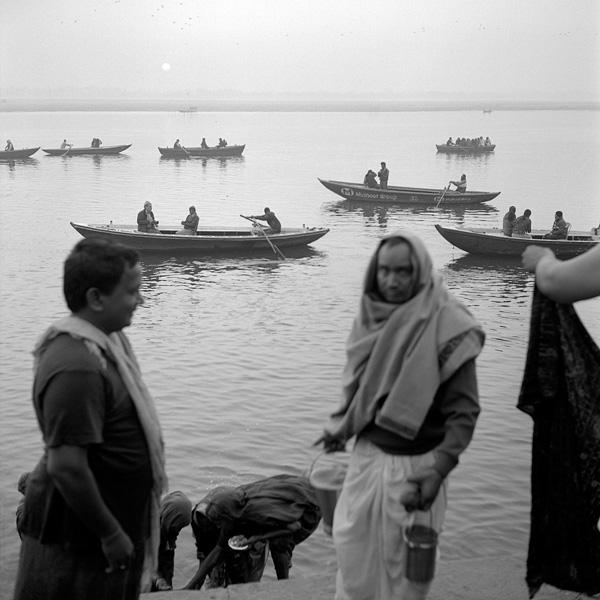 Varanasi, India | 2013 | Rolleiflex T