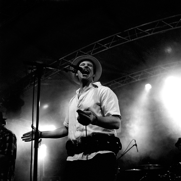Guy Forsyth Blues Band - Blues'n jazz Rallye |Grund, Luxembourg | 2014 | Rolleiflex T
