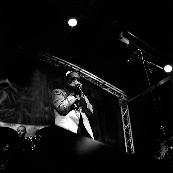 Jerry Portnoy - Blues'n jazz Rallye |Grund, Luxembourg | 2014 | Rolleiflex T